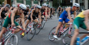 Triatlon-peloton